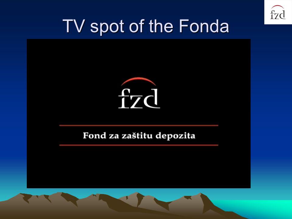 TV spot of the Fonda