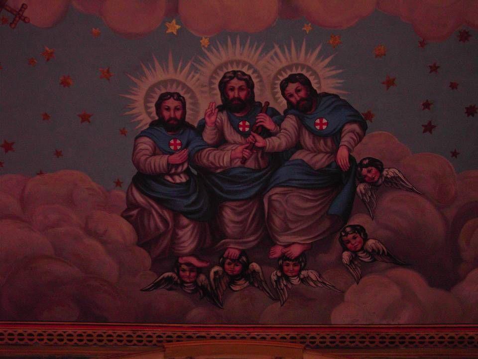 19 Trinity from Mission Santa Clara