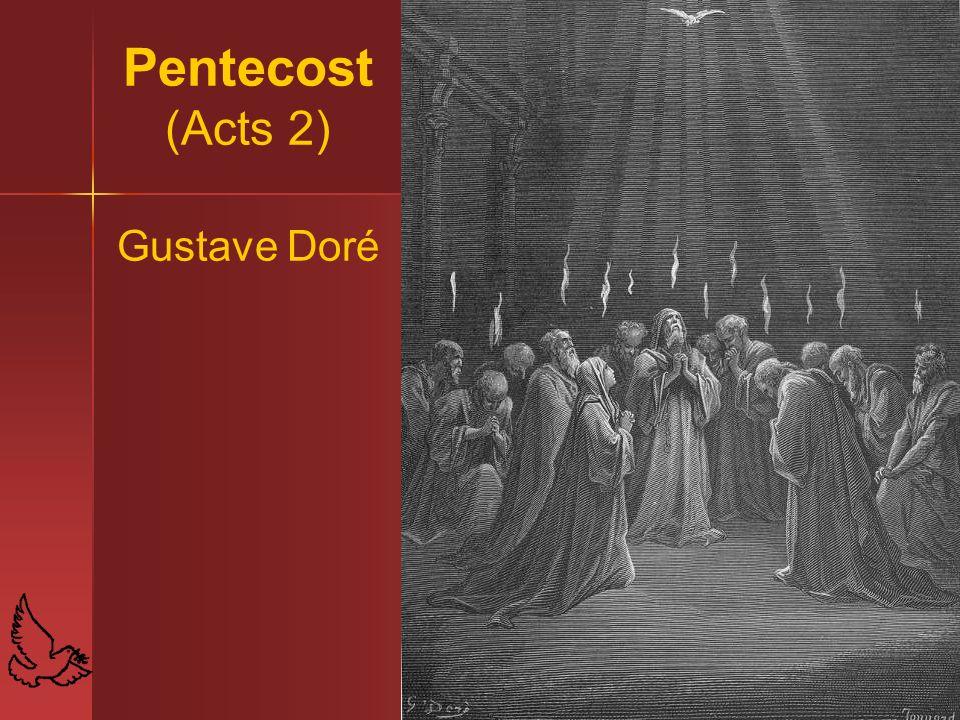 41 Pentecost (Acts 2) Gustave Doré