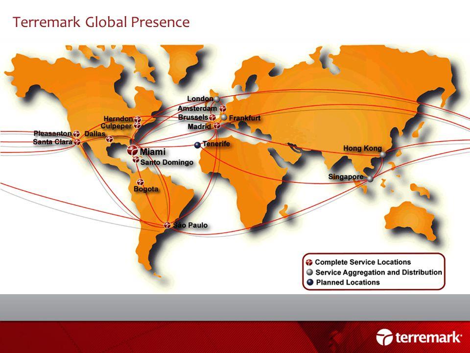 Terremark Global Presence