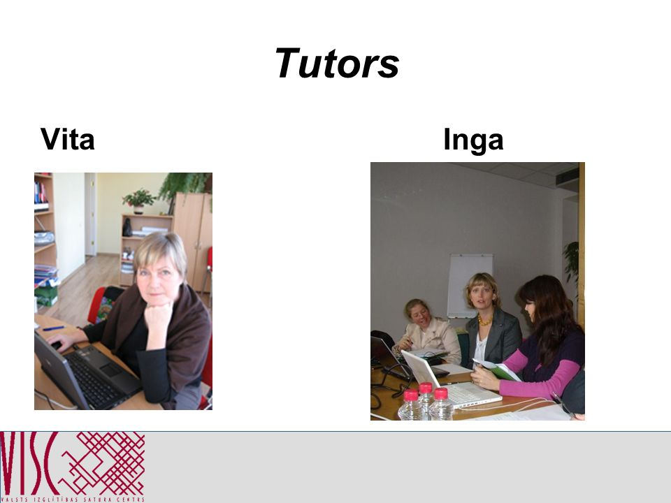 Tutors VitaInga