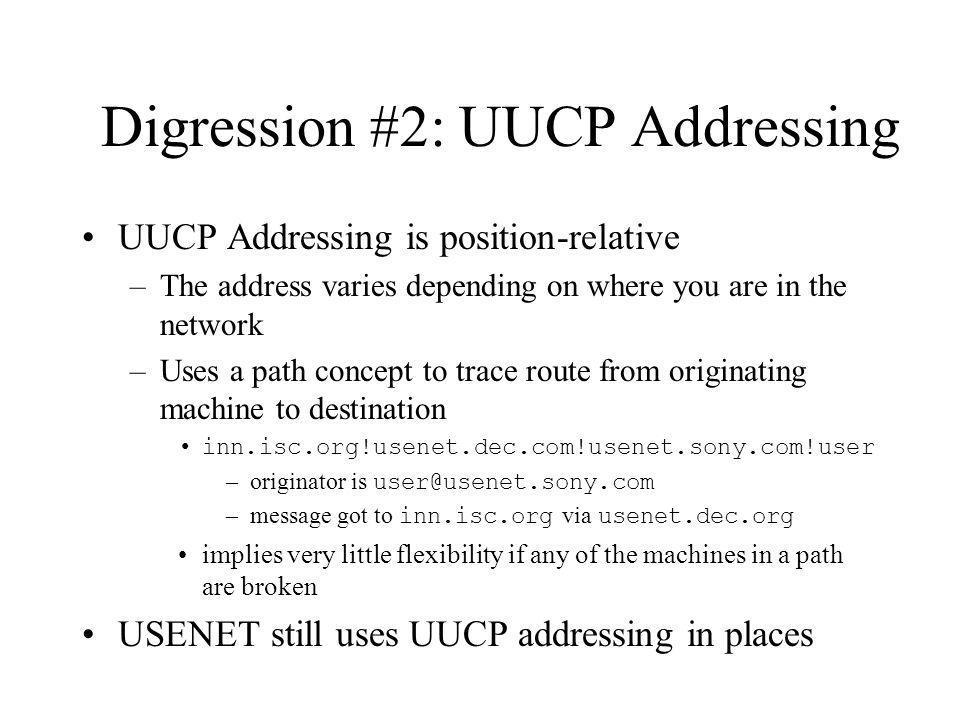 A USENET Article Path: papaya.bbn.com!rsalz From: rsalz@bbn.com (Rich Salz) Newsgroups: news.software.nntp,news.admin,comp.org.usenix Subject: Seeking beta-testers for a new NNTP transfer system Message-ID: Date: 18 Jun 91 15:47:21 GMT Followup-To: poster Organization: Bolt, Beranek and Newman, Inc.