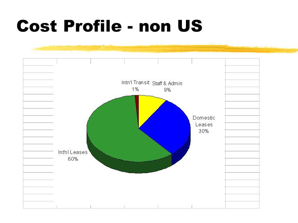 Cost Profile - non US
