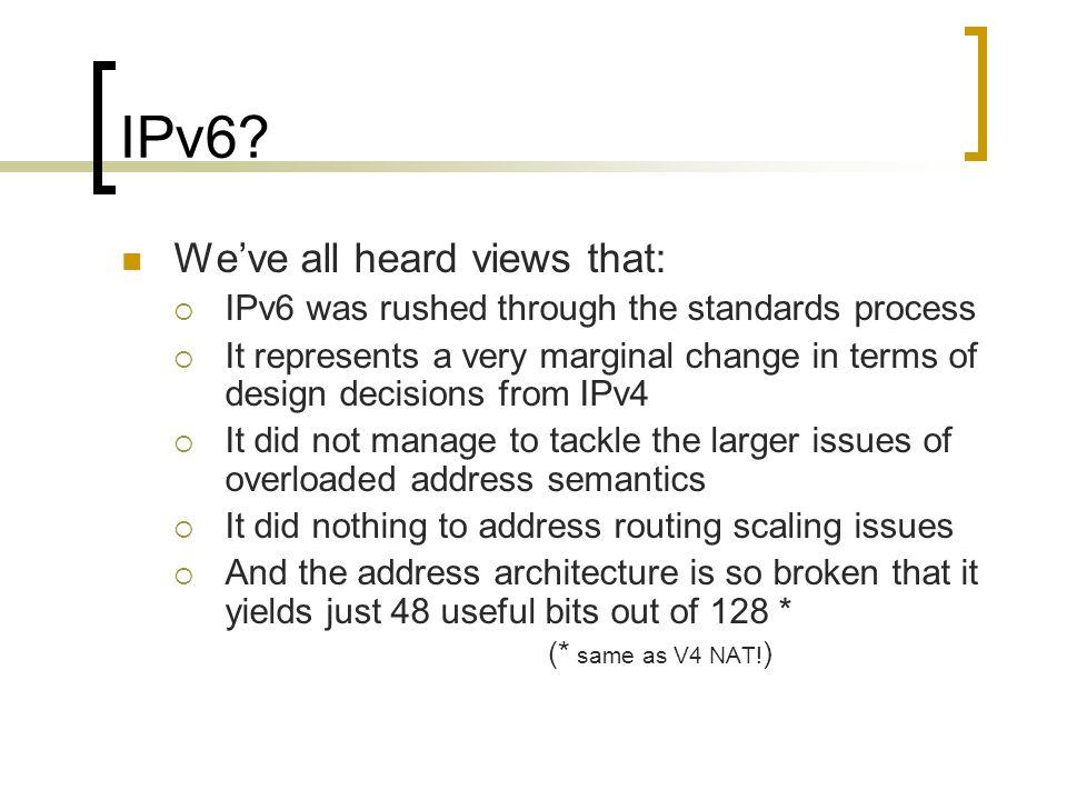 IPv6.