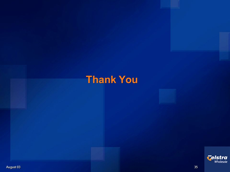 August 03 35 Thank You