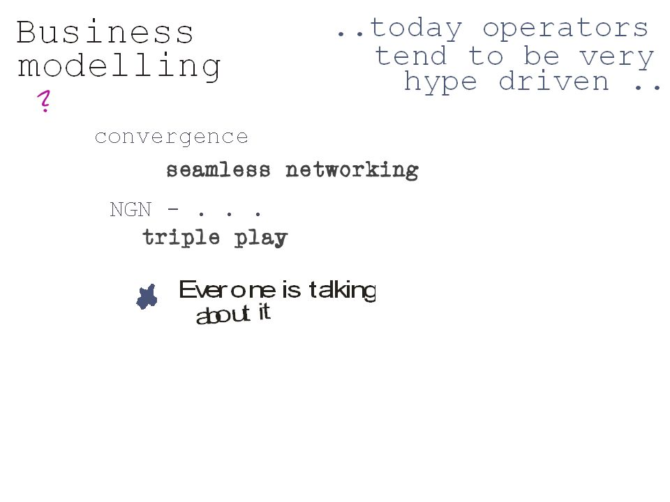 triple play seamless networking