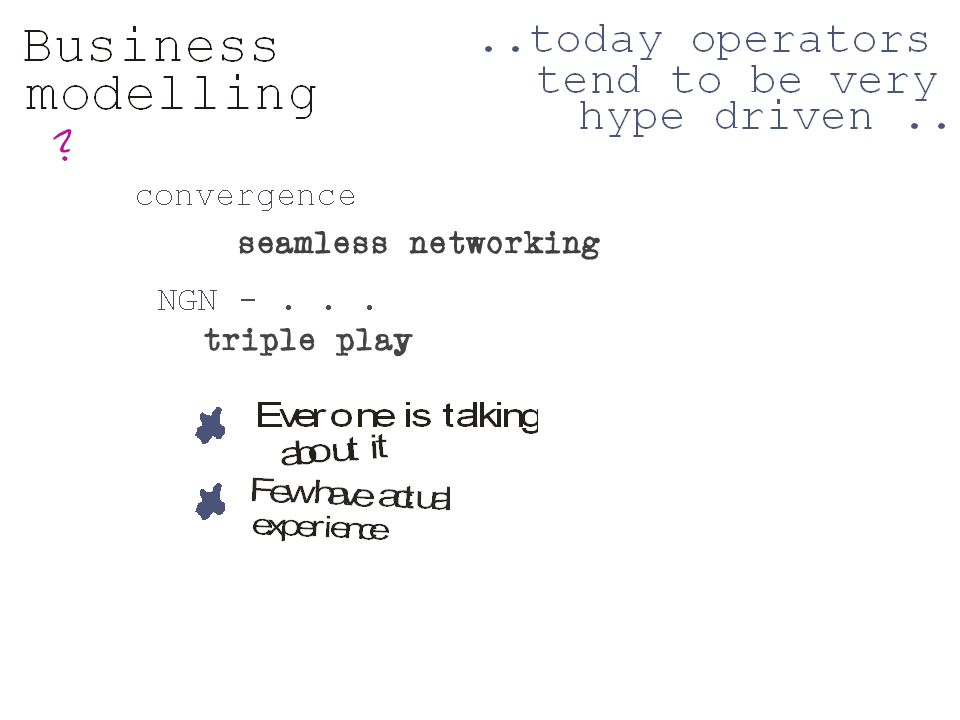 triple play seamless networking ?