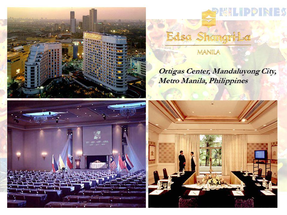Ortigas Center, Mandaluyong City, Metro Manila, Philippines