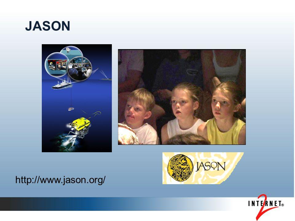 JASON http://www.jason.org/