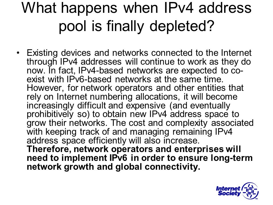 Network Address Translation devices (NATs) allow many computers to use the same IPv4 address.