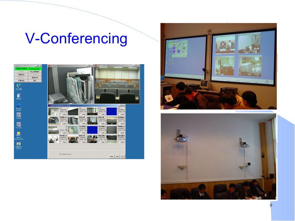 9 V-Conferencing