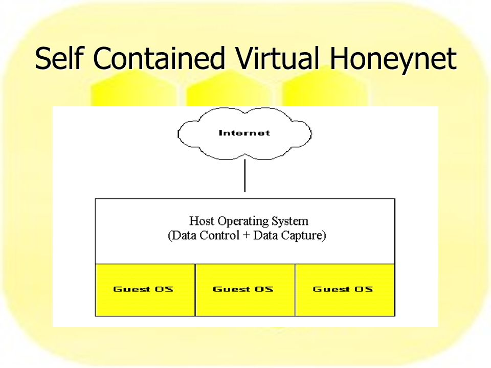 Self Contained Virtual Honeynet