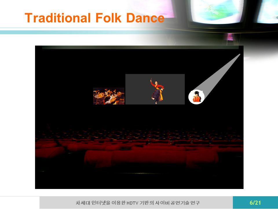 HDTV 6/21 Traditional Folk Dance