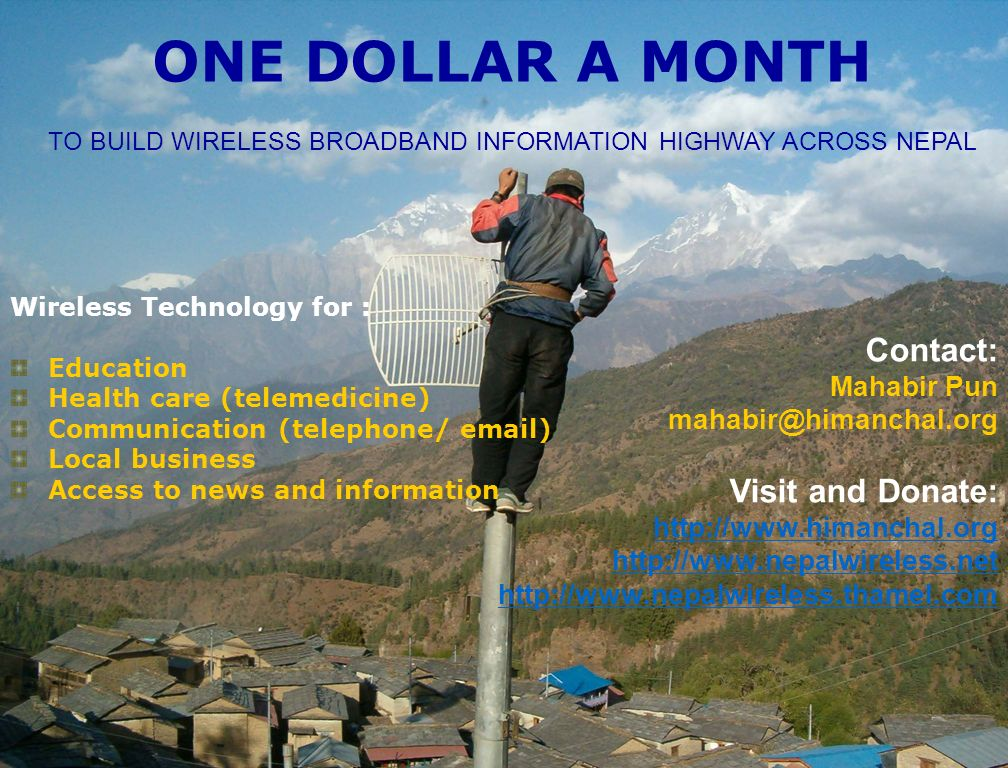 PAGE 49 Proposed Project Immediate next phase of the proposed project Kathmandu to Pokhara Broadband Information Highway ~170km
