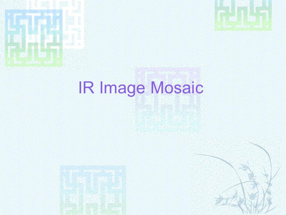 IR Image Mosaic