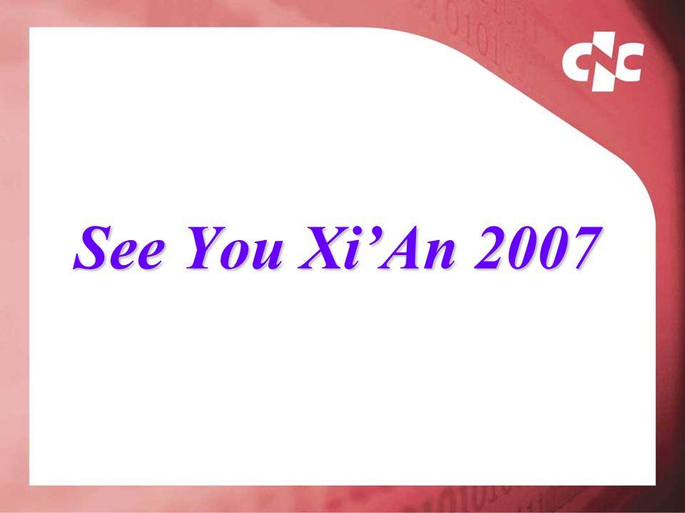 See You XiAn 2007