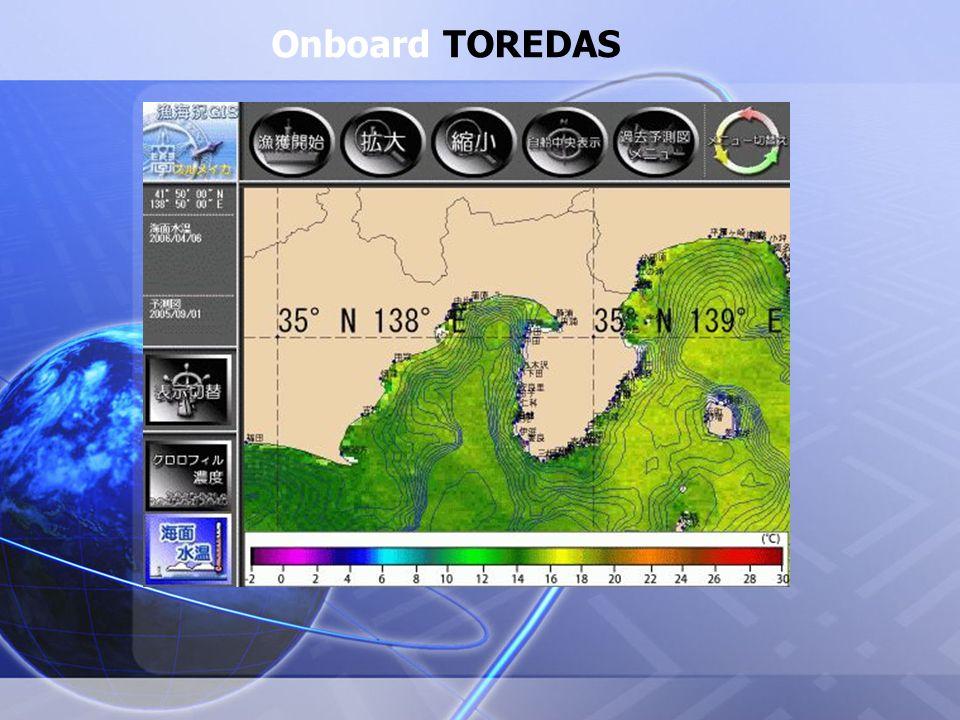 Onboard TOREDAS