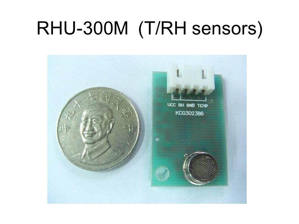 RHU-300M (T/RH sensors)