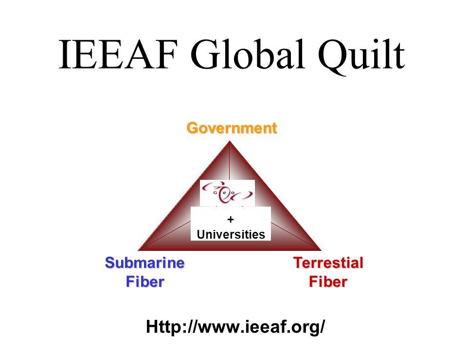 Http://www.ieeaf.org/GovernmentSubmarineFiberTerrestialFiber + Universities IEEAF Global Quilt