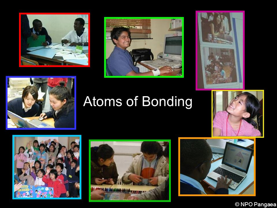 Atoms of Bonding © NPO Pangaea