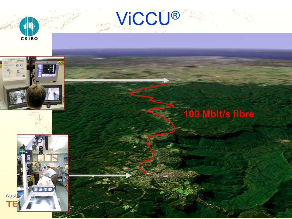 ViCCU ® 100 Mbit/s fibre