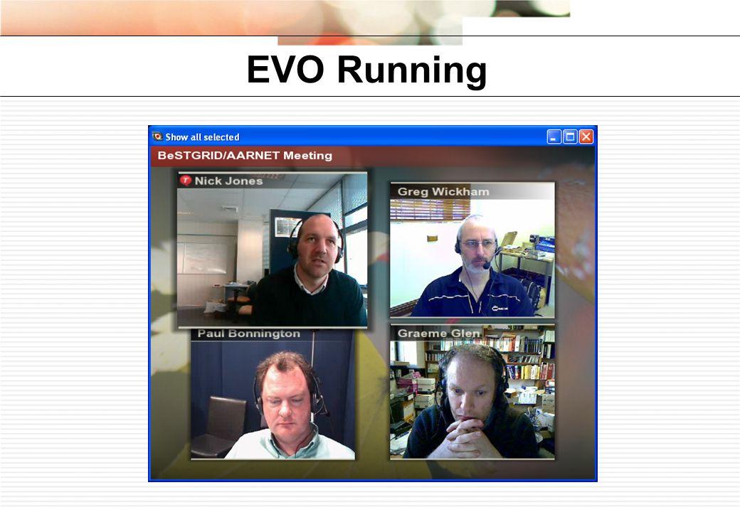 EVO Running