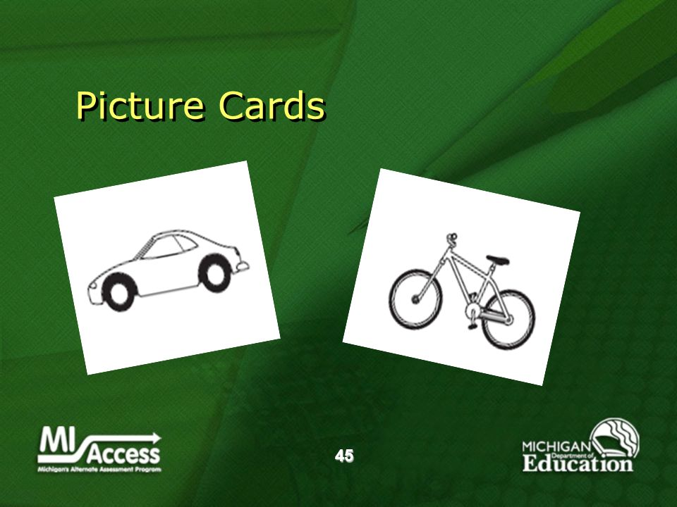 45 Picture Cards