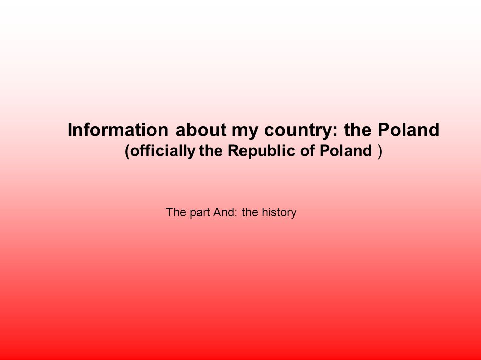 The flag of the Poland The emblem of the Poland