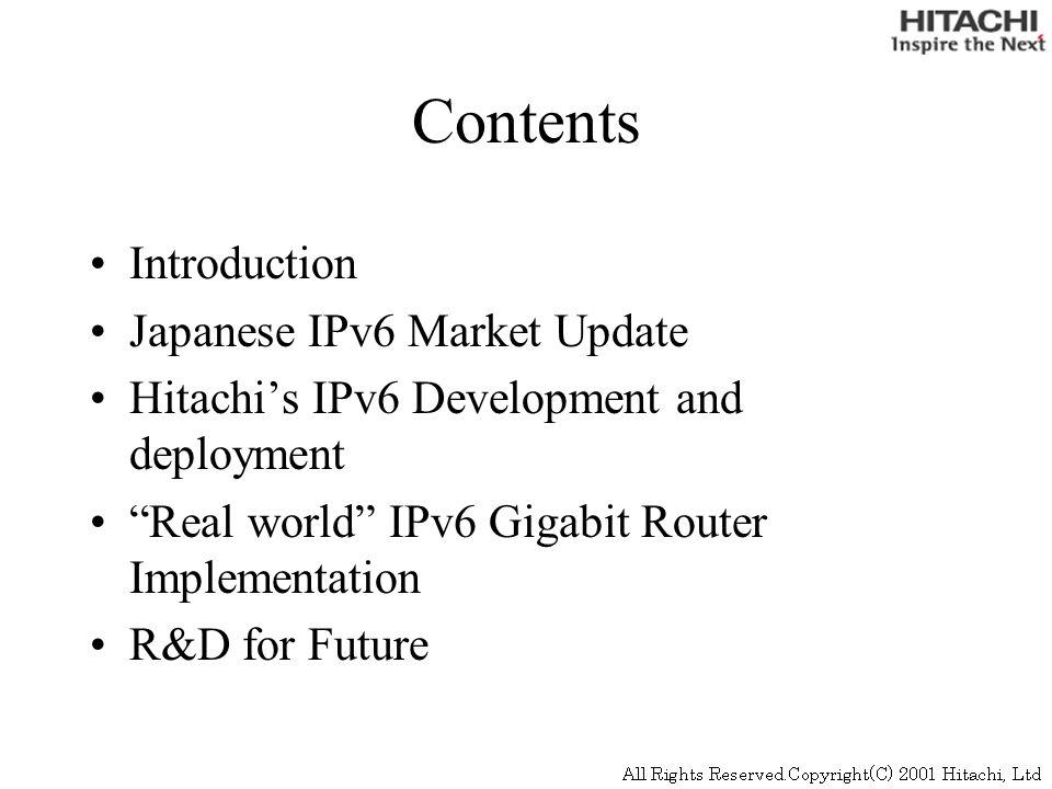 IPv6 Case Study: ISID Large Scale Enterprise Network Information Services International (ISID) – Dentsu, Ltd.