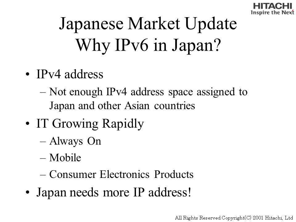 For Further Information See Japan: http://www.hitachi.co.jp/Prod/comp/network/index-j.htm Korea: http://www.lghitachi.co.kr/ Other: http://www.internetworking.hitachi.com