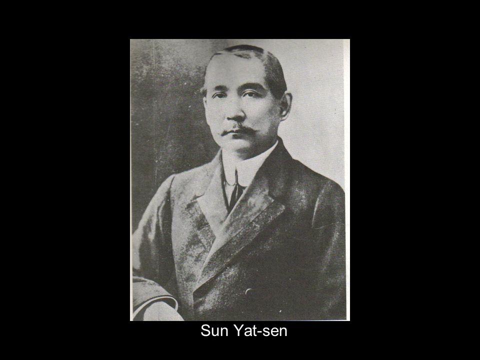 Yuan Shikai, 1912
