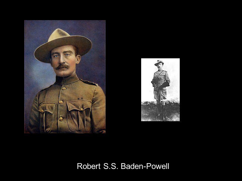 Robert S.S. Baden-Powell