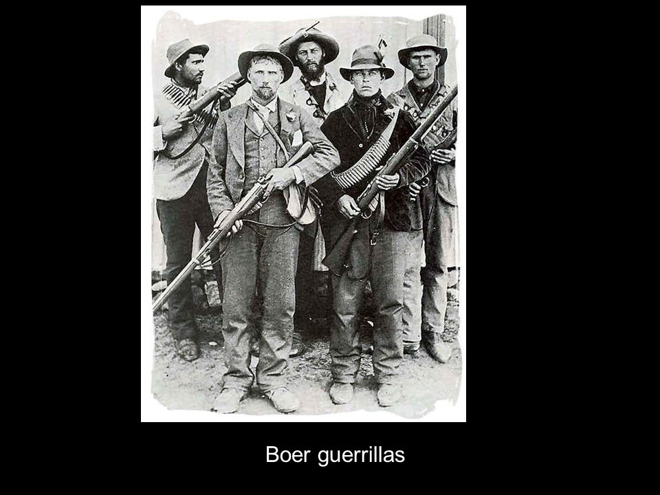 Boer guerrillas