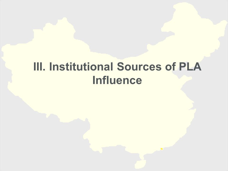 THAT SAID… THE PLA IS DEVELOPING SELECTED POCKETS OF CAPACITY THAT HAVE GLOBAL REACH.