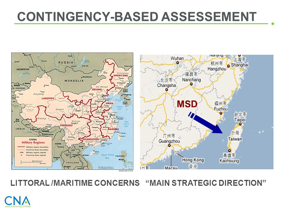 MAIN STRATEGIC DIRECTION & IMPORTANT STRATEGIC DIRECTIONS PREPARE FOR LOCAL WAR UNDER INFORMATIZED CONDITIONS