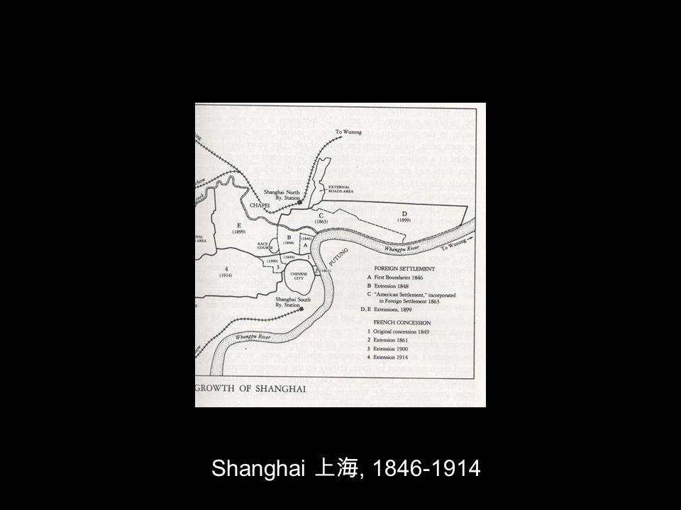 Shanghai, 1846-1914