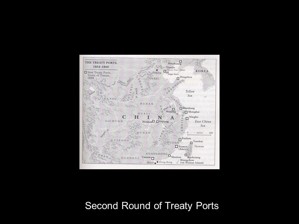 Second Round of Treaty Ports