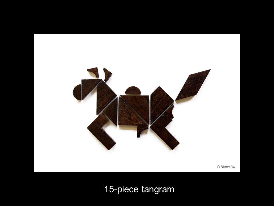 15-piece tangram
