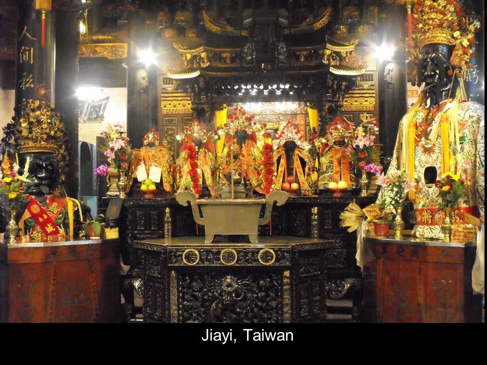 Jiayi, Taiwan