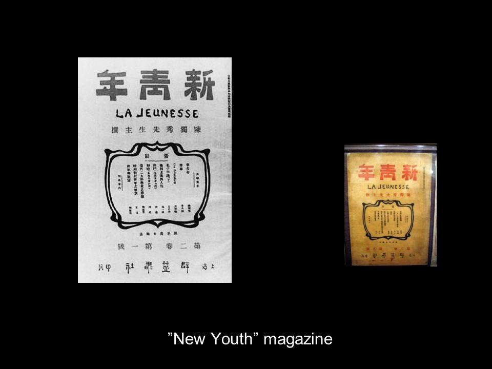 New Youth magazine