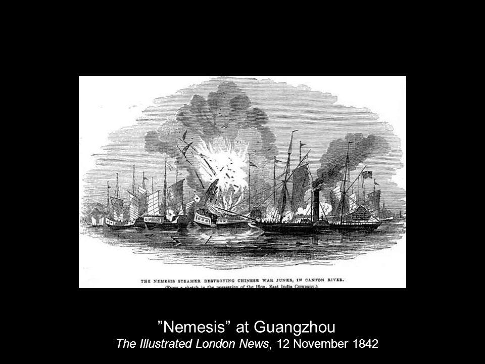 Nemesis at Guangzhou The Illustrated London News, 12 November 1842