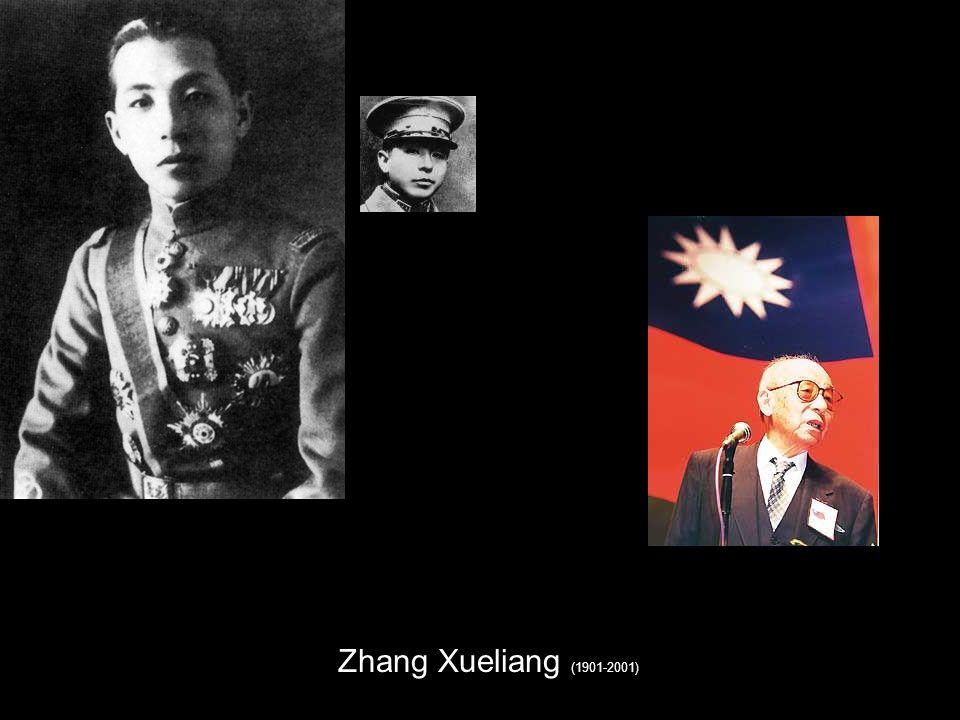 Zhang Xueliang (1901-2001)