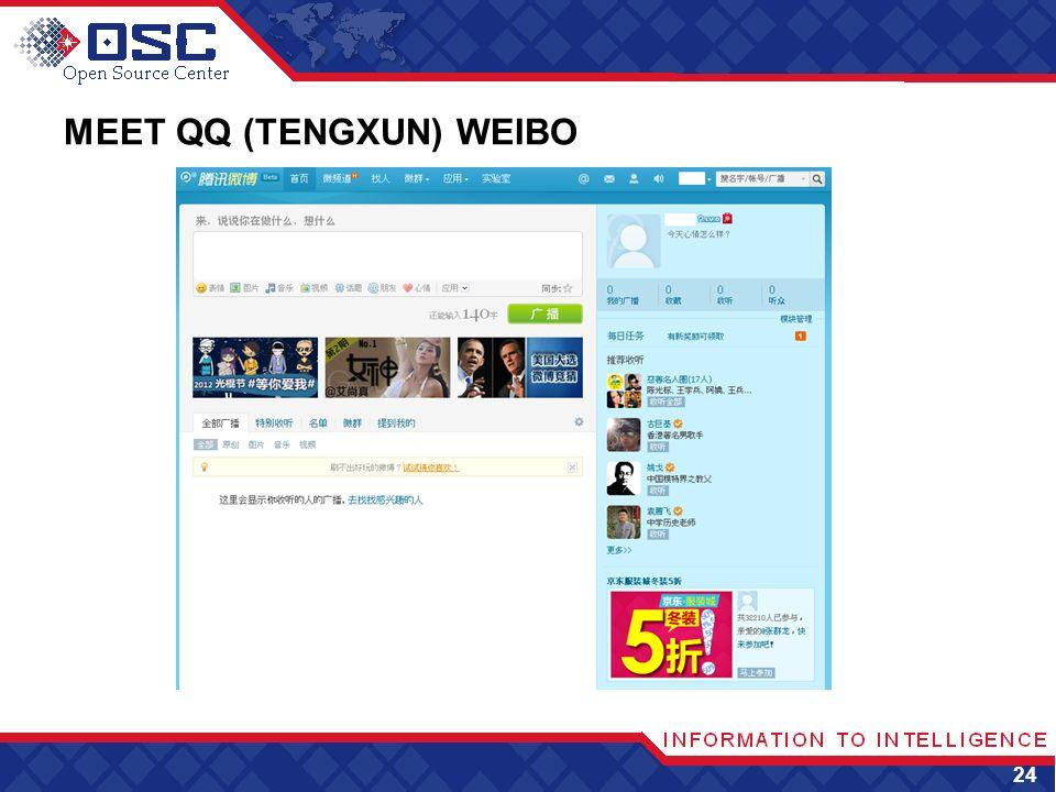 MEET QQ (TENGXUN) WEIBO 24