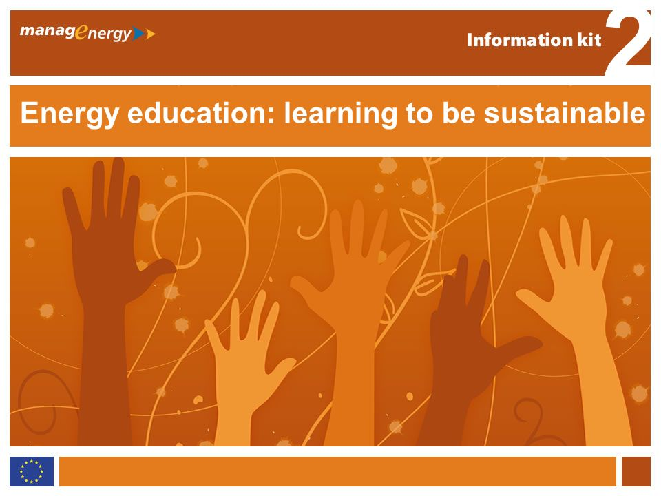 2 2 Energy education What is the EU doing.