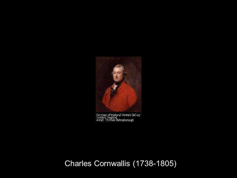 Charles Cornwallis (1738-1805)