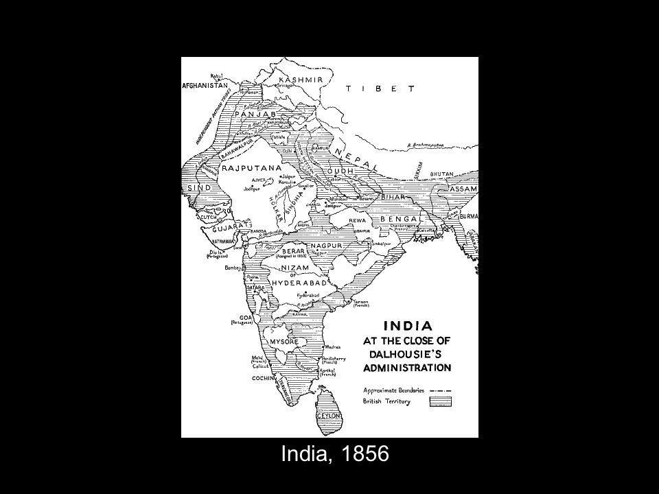 India, 1856