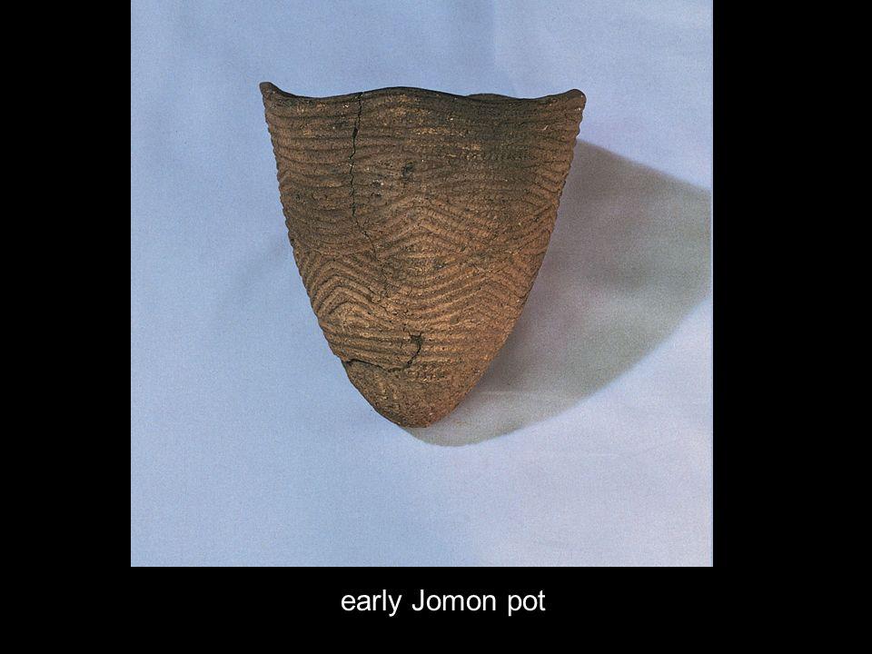early Jomon pot