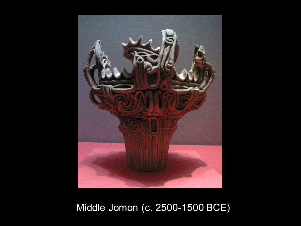 Middle Jomon (c. 2500-1500 BCE)