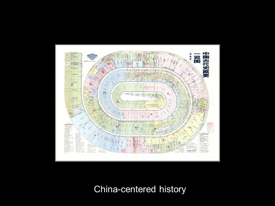 China-centered history