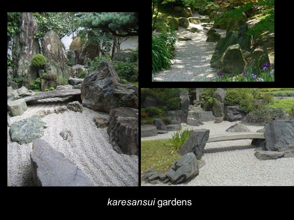 karesansui gardens